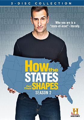 HOW THE STATES GOT THEIR SHAPES:SSN 2 BY HOW THE STATES GOT T (DVD)