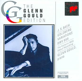 BACH:GOLDBERG VARIATIONS BWV 988 BY GOULD,GLENN (CD)