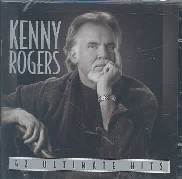 42 ULTIMATE HITS BY ROGERS,KENNY (CD)